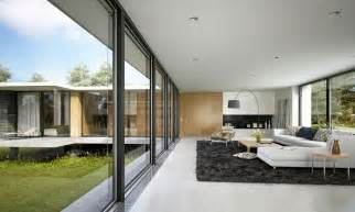 spacious modern living room interiors houzz modern living room design ideas amp remodel pictures