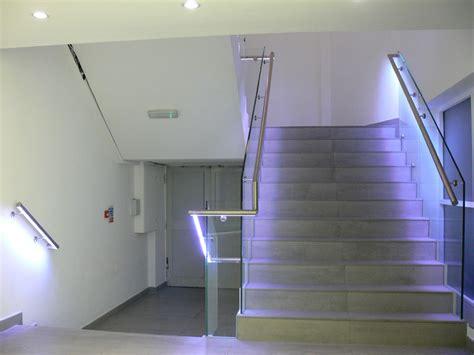 led handrail lighting system led handrails