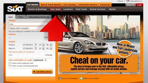 Car Types Sixt by Sixt Best Deal Coupon Code