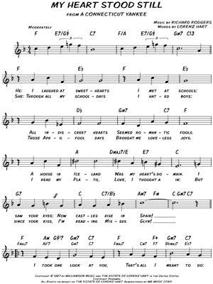 my lyrics richard rodgers buy musicnotes digital sheet