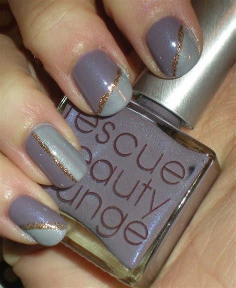 grey pattern nails 16 most gorgeous grey nail ideas beautyhihi