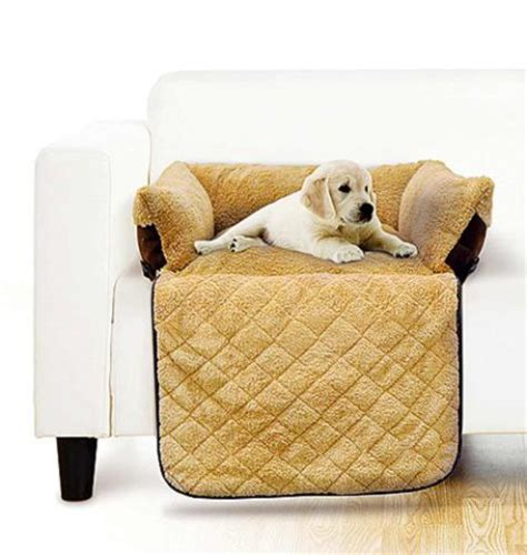 couch cover dogs new bolstered furniture covers for pets provide protection