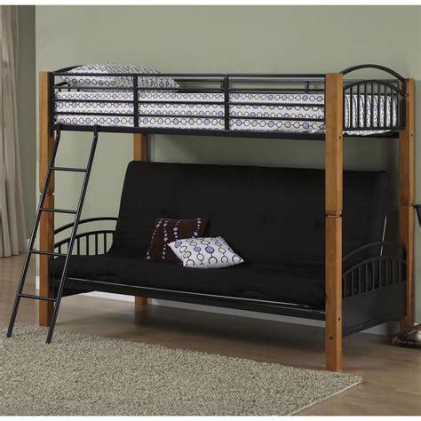 bunk bed with futon futon bunk bed southbaynorton interior home
