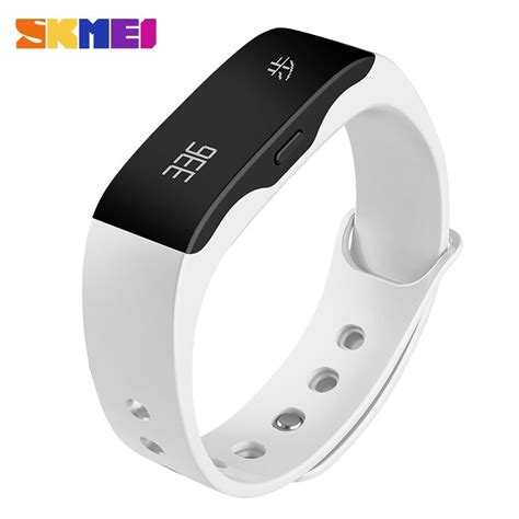 Jam Tangan Original Skmei Fitness Notification L28t Black skmei jam tangan oled gelang smartwatch fitness notification l28t white jakartanotebook