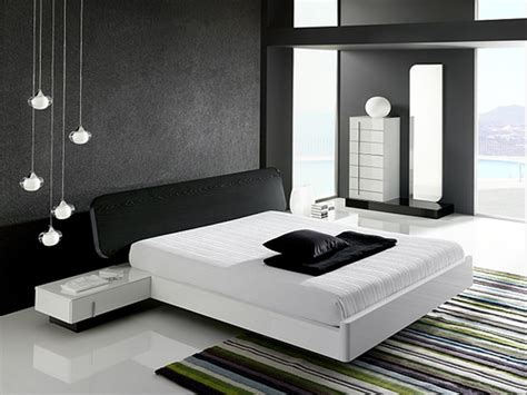 modern hotel bedroom black hotel room