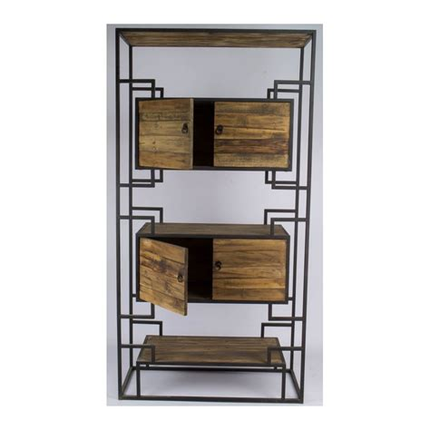 etagere metal biblioth 232 que industrielle 233 tag 232 re industrielle m 233 tal et