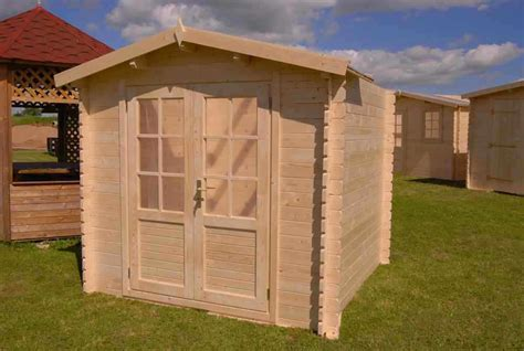solid build optima 8x8 wood shed optima128 free shipping