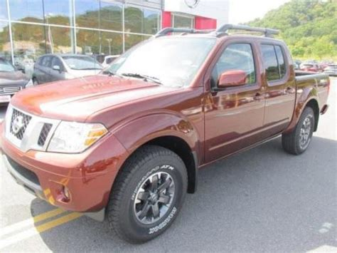 photo image gallery touchup paint nissan frontier in forged copper cau