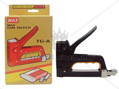 Toho Staples Gun Tacker 3 In 1 Premium Staple Jok Tembak Hekter 3 Way max gun tacker tg a fauzul enterprise
