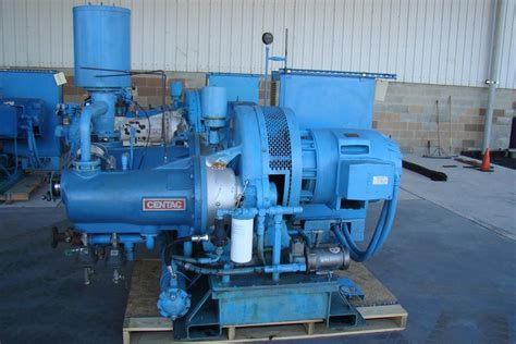 ingersoll rand 200hp centac centrifugal air compressor 833 cfm 460v c8m2