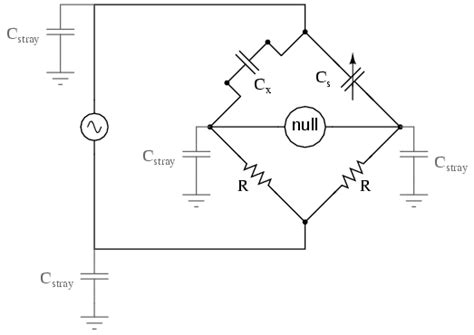 wheatstone bridge with capacitors and resistors lessons in electric circuits volume ii ac chapter 12