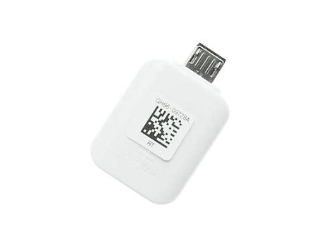 Adaptor Samsung Ori original samsung micro usb otg connector adapter galaxy s6