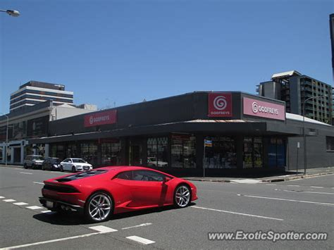 Brisbane Lamborghini Lamborghini Huracan Spotted In Brisbane Australia On 10