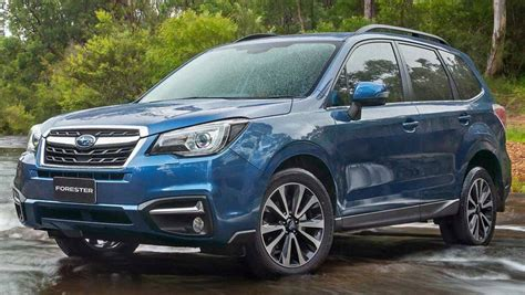 subaru forester 2016 black 2016 subaru forester 2 5i s review road test carsguide