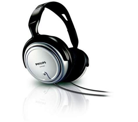 Headset Philips buy philips shp2500 headphones black free delivery