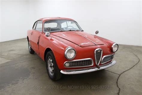 Alfa Romeo 1964 1964 Alfa Romeo Giulia Sprint Beverly Car Club