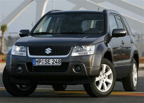 Suzuki Grand Vitara 2008 by 2008 Suzuki Grand Vitara V6