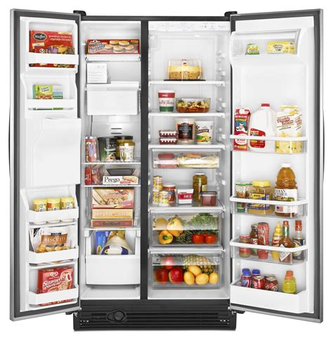 Can You Open A Refrigerator Door From The Inside by Open The Refrigerator Stainless Steel Refrigerator
