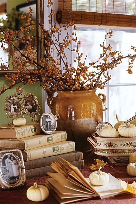 autumn decorations home best 25 fall vignettes ideas on pinterest fall mantle