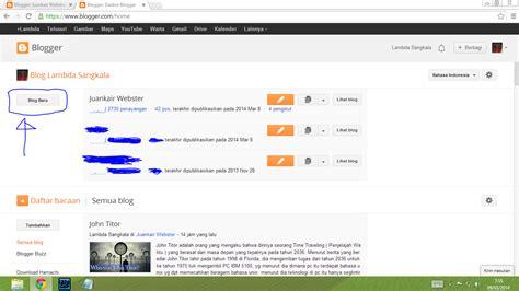 cara membuat blog forum cara membuat blog sendiri juankair webster