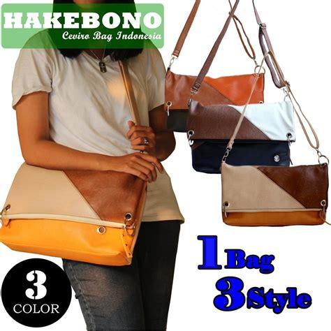 Tas Sling Bag Model Terbaru 3 In 1 Zira Seoul tas wanita ceviro hakebono 3 in one style bag model paling terbaru terupdate