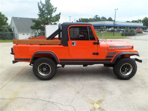 jeep scrambler 1982 1982 jeep scrambler for sale at vicari auctions biloxi 2017