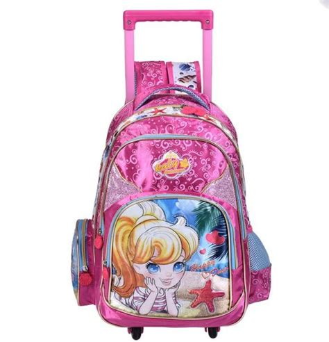 Backpack Like Suitcase 18 Inches by Children Trolley School Bags Trolley Backpack 18