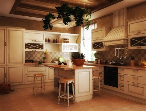 Ideas For A Country Kitchen Intriguing Country Kitchen Design Ideas For Your Amazing Time Ideas 4 Homes