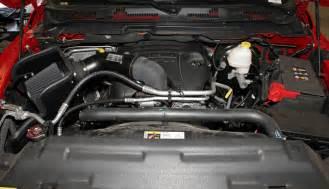 2013 Dodge Ram Intake Dodge Ram 1500 Gains Horsepower And Torque With Blackhawk