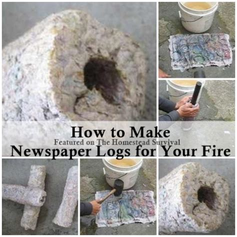How To Make Briquettes From Paper - 59 best paper brick maker images on heat logs