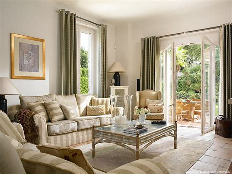 Sitting Room - the sitting room in liz and jim gibney s villa near the french riviera village of saint paul de