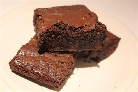 Coklat Brownies 1 near to nothing chocolate brownies