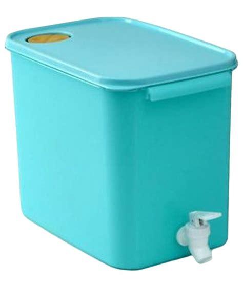 Water Dispenser New Tupperware tupperware blue plastic 8700ml water dispenser buy