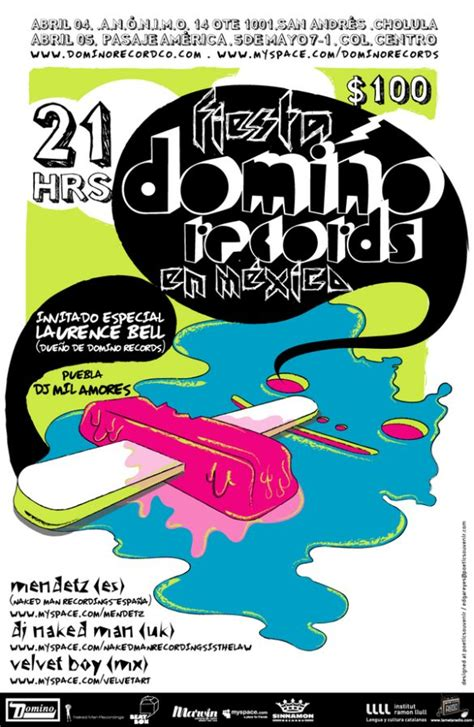 Records In Mexico 30 Outstanding Typographic Poster Designs Spyrestudios