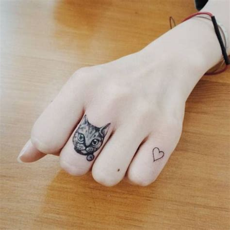 cat heart tattoo 42 best cat images on