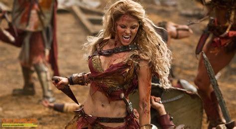 ellen hollman spartacus saxa spartacus war of the damned saxa daggers original prop weapon