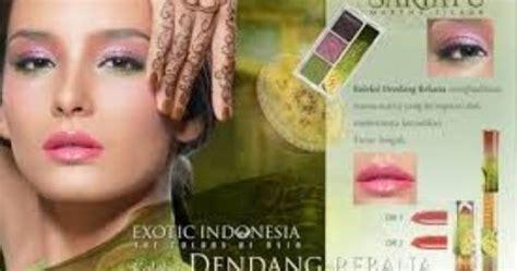 Lipstik Purbasari Seri P sariayu dendang rebana lipstik 02 trend 2011
