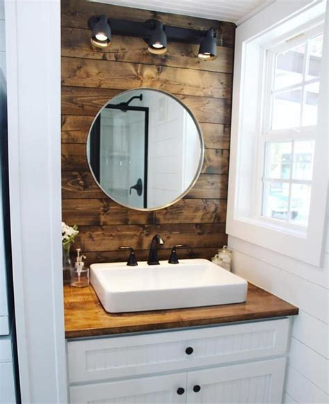 Wood Bathroom by Best 25 Bathroom Wood Wall Ideas On