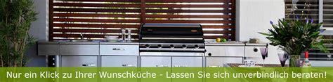 Edelstahl Outdoor Küche by Outdoor K 252 Che Kugelgrill
