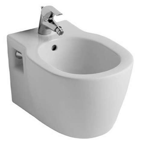ideal standard concept wall hung bidet uk bathrooms - Bidet Ideal Standard