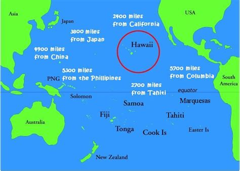 map of hawaiian islands and california 2 big island