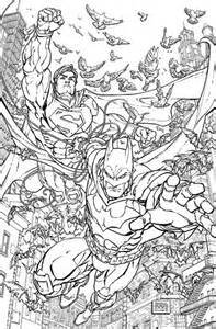 coloring dc updated dc comics reveals coloring book variant covers