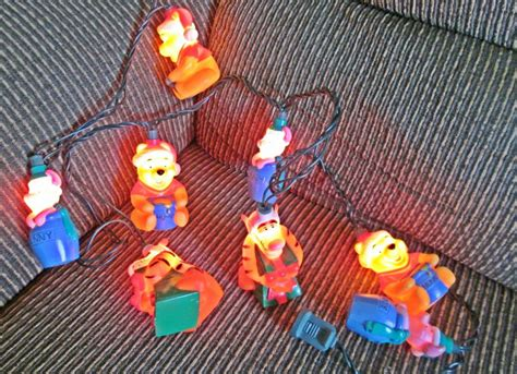 winnie the pooh holiday light disney winnie the pooh 10 light indoor lights tigger piglet
