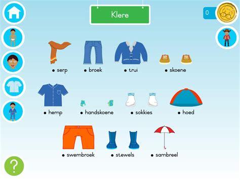 Wardrobe Parts Names by Xander Afrikaans Wardrobe Classements D Appli Et Donn 233 Es
