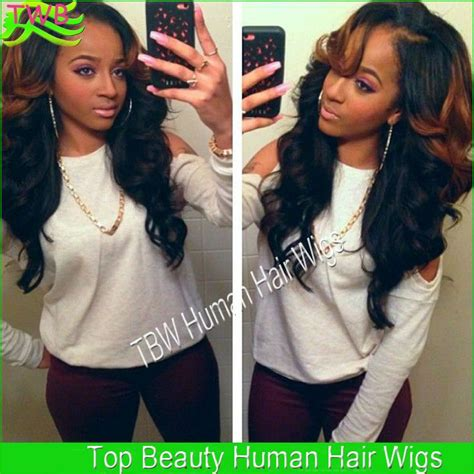 cute weave sew in hairstyles 247 best images about wig styles on pinterest full lace