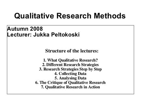 guide template qualitative research qualitative research methods