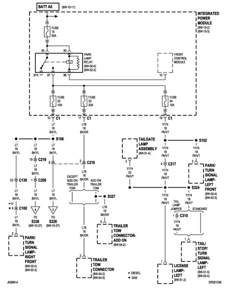 dodge ram 2003 wiring diagram wiring diagram manual