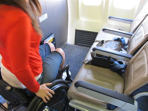bulkhead seats in airplane step by step air travel for manual wheelchair users new