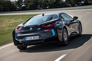 new car bmw new bmw i8 hybrid sports car priced from 135 700 in u s