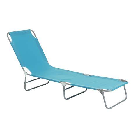 Sun Lounger Mattress by Smeraldo Textilne Folding Bed Sun Lounger Ivory